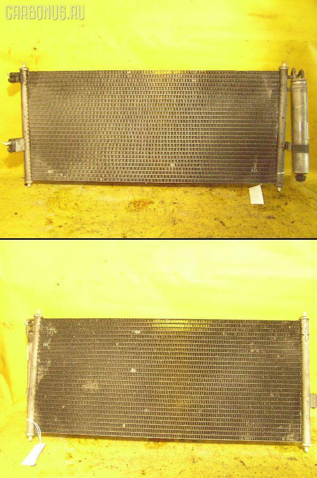 Радиатор кондиционера NISSAN PRIMERA WAGON WTP12 QR20DE. Фото 1