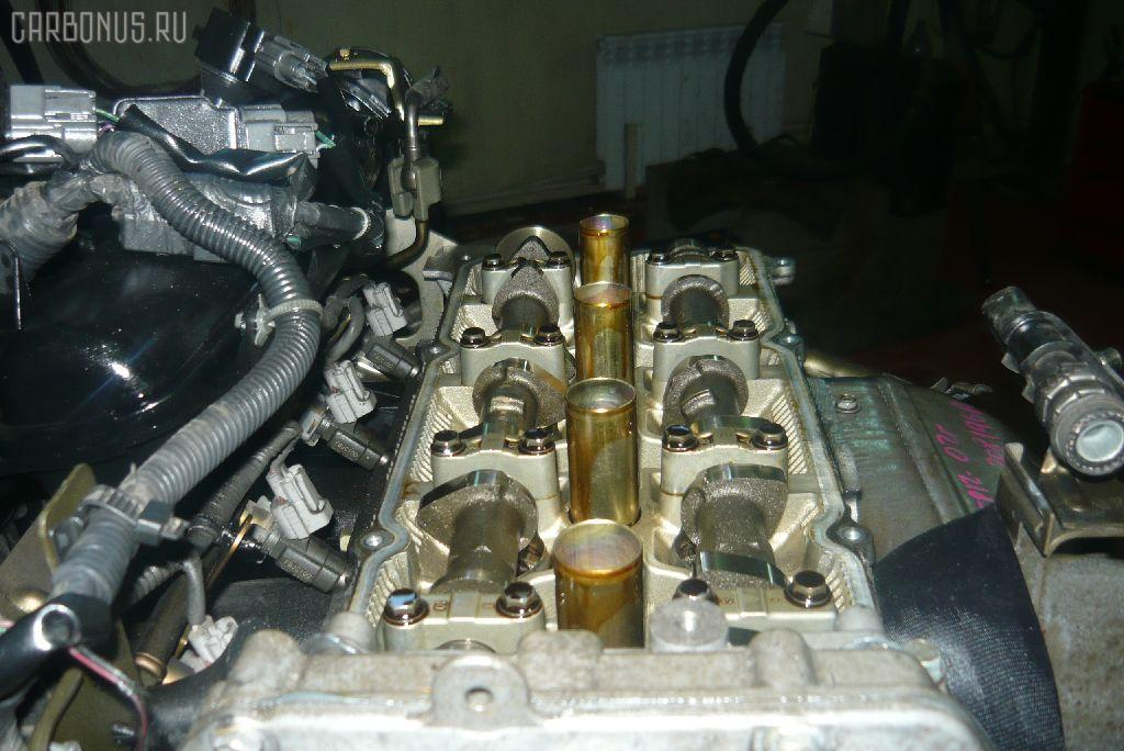 Двигатель NISSAN PRIMERA WAGON WTP12 QR20DE. Фото 5