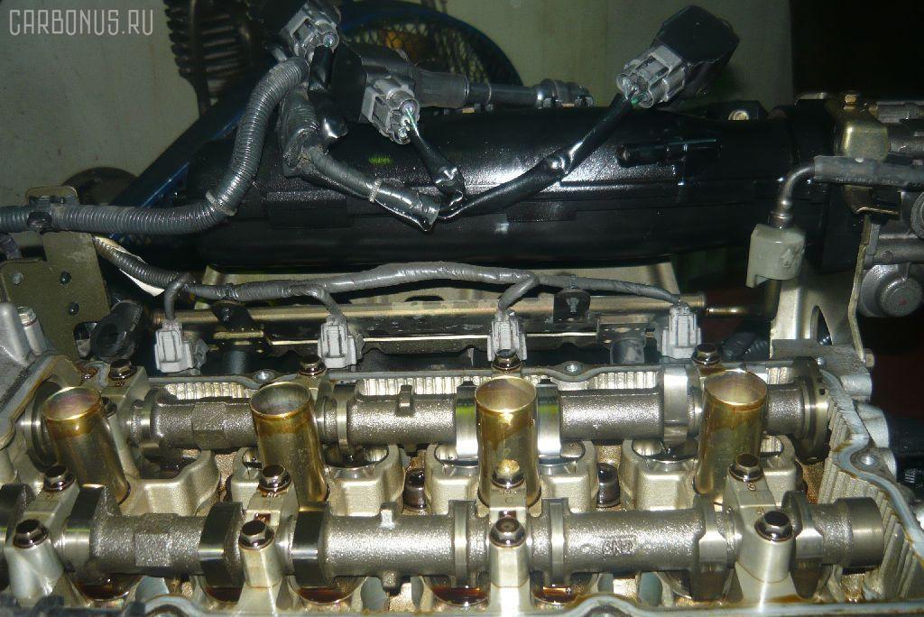 Двигатель NISSAN PRIMERA WAGON WTP12 QR20DE. Фото 6