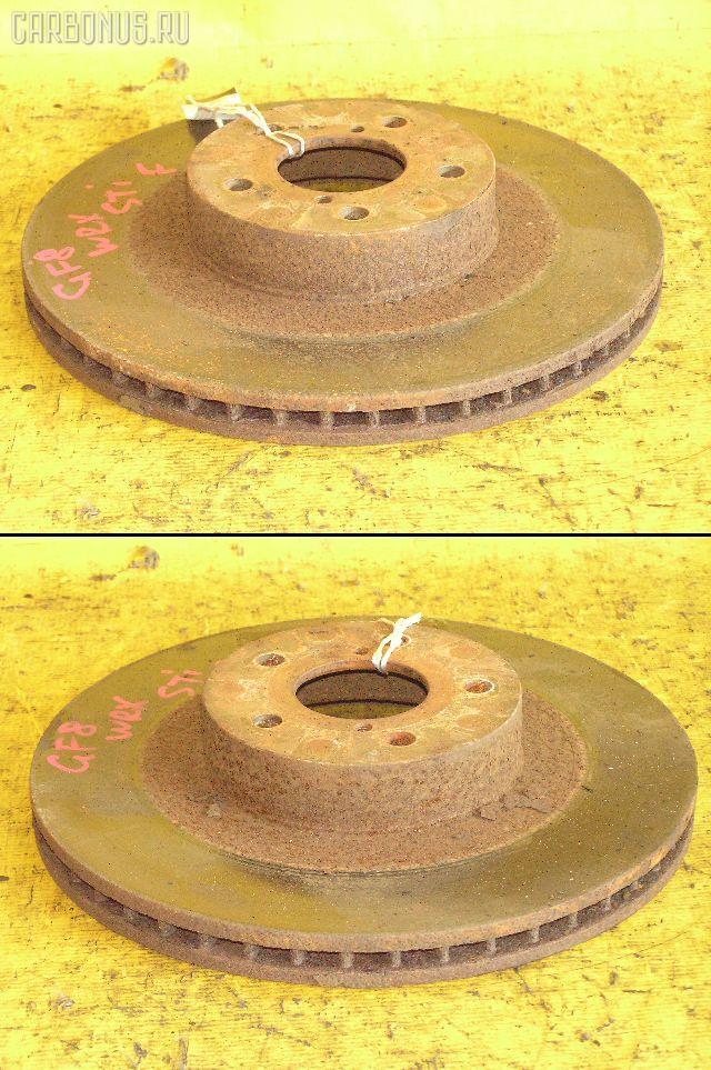 Тормозной диск SUBARU IMPREZA WAGON GF8 Фото 2