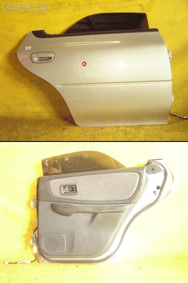 Дверь боковая SUBARU IMPREZA WAGON GF8. Фото 1