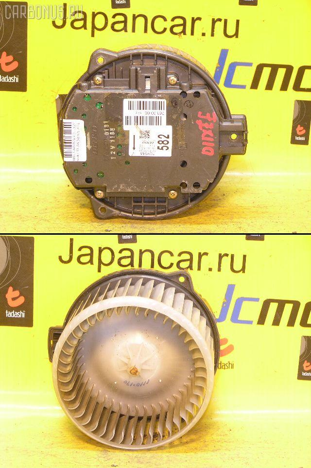Мотор печки TOYOTA MARK II JZX110. Фото 11