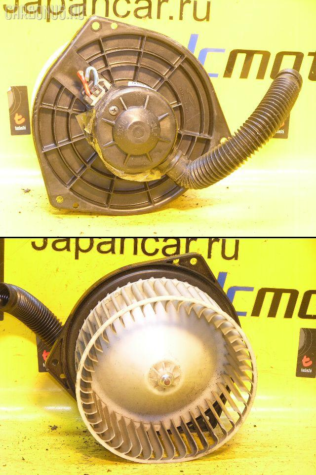 Мотор печки NISSAN RNESSA N30. Фото 1