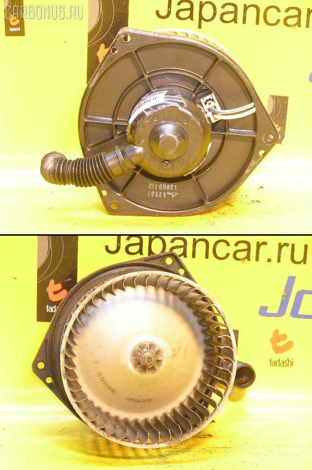 Мотор печки NISSAN AVENIR PW11. Фото 9