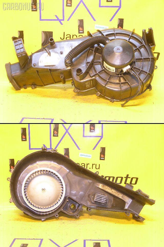 Мотор печки SUBARU IMPREZA WAGON GG3. Фото 4