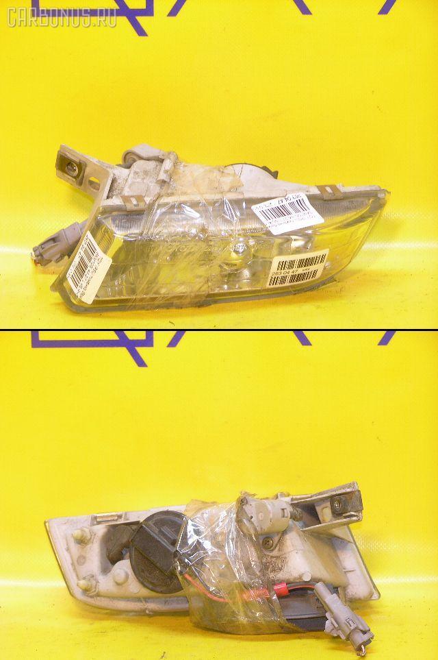 Туманка бамперная TOYOTA IPSUM SXM10G. Фото 2