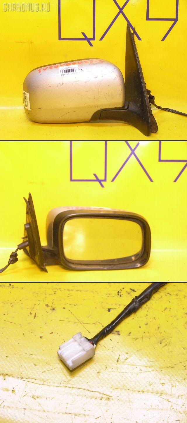Зеркало двери боковой TOYOTA VISTA SV50. Фото 7