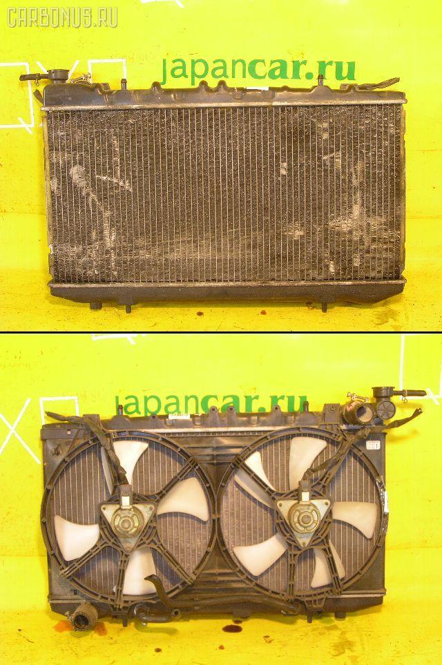 Радиатор ДВС NISSAN PULSAR FN15 GA15DE. Фото 7