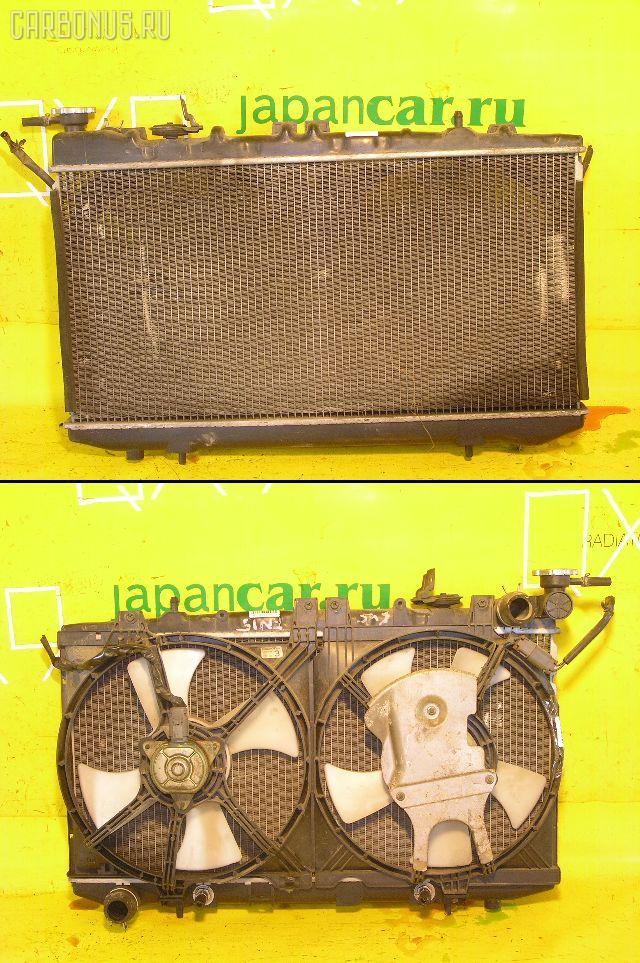 Радиатор ДВС NISSAN PULSAR FN15 GA15DE. Фото 8