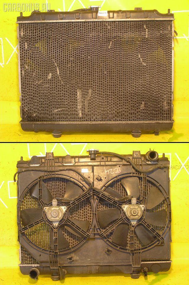 Радиатор ДВС NISSAN SERENA PC24 SR20DE. Фото 1