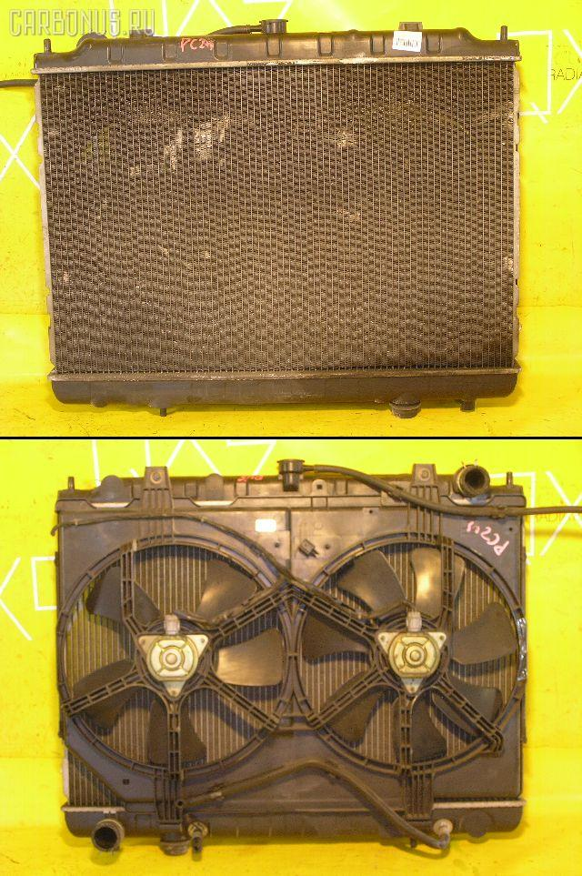 Радиатор ДВС NISSAN SERENA PC24 SR20DE. Фото 2