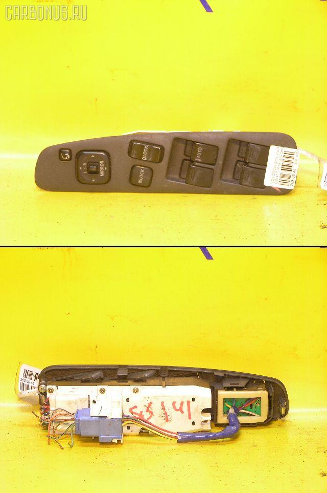 Блок упр-я стеклоподъемниками TOYOTA CROWN GS141. Фото 1