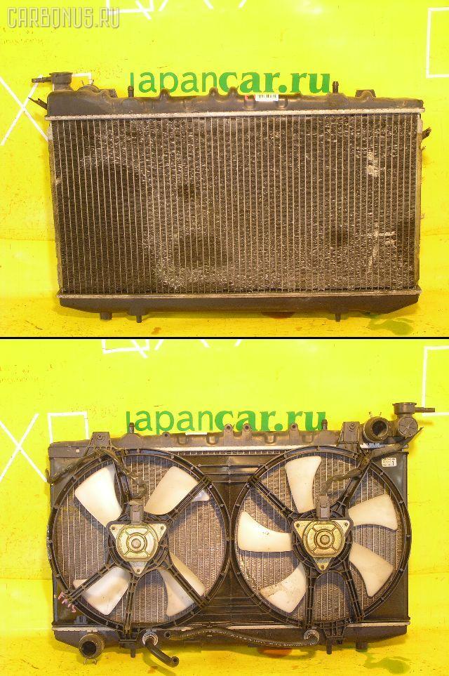 Радиатор ДВС NISSAN PULSAR FN15 GA15DE. Фото 9