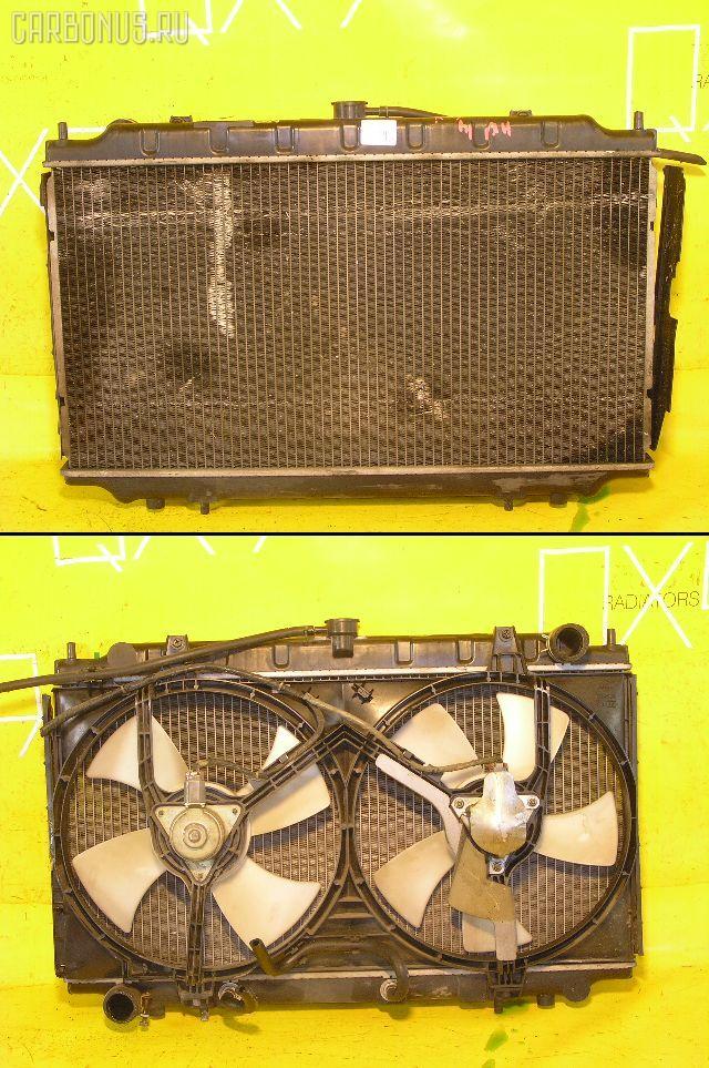 Радиатор ДВС NISSAN BLUEBIRD HU14 SR20DE. Фото 2