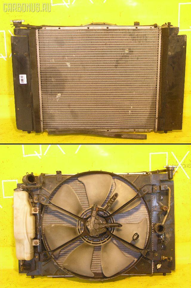 Радиатор ДВС TOYOTA CHASER JZX90 1JZ-GTE. Фото 11