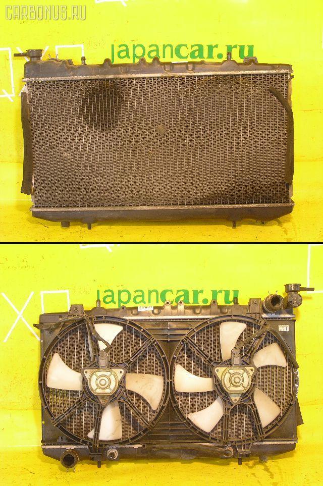 Радиатор ДВС NISSAN PULSAR FN15 GA15DE. Фото 10