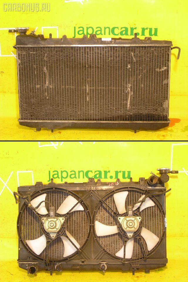Радиатор ДВС NISSAN PULSAR FN14 GA15DS. Фото 3