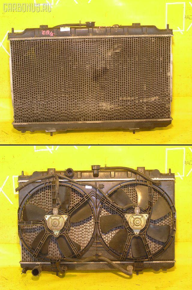 Радиатор ДВС NISSAN SUNNY QB15 QG18DD. Фото 8