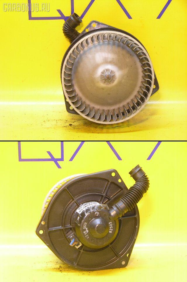 Мотор печки NISSAN BLUEBIRD EU13. Фото 1
