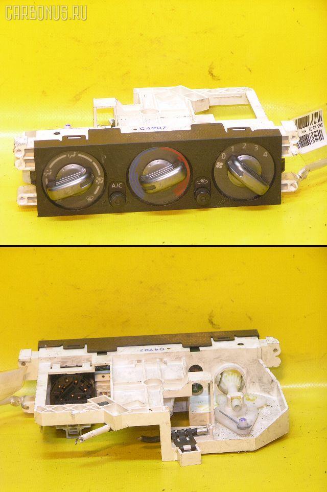 Блок управления климатконтроля NISSAN X-TRAIL NT30 QR20DE. Фото 1