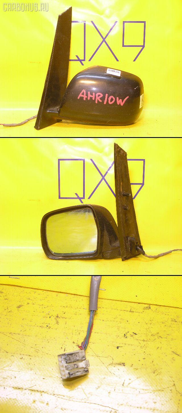 Зеркало двери боковой TOYOTA ESTIMA AHR10W. Фото 1