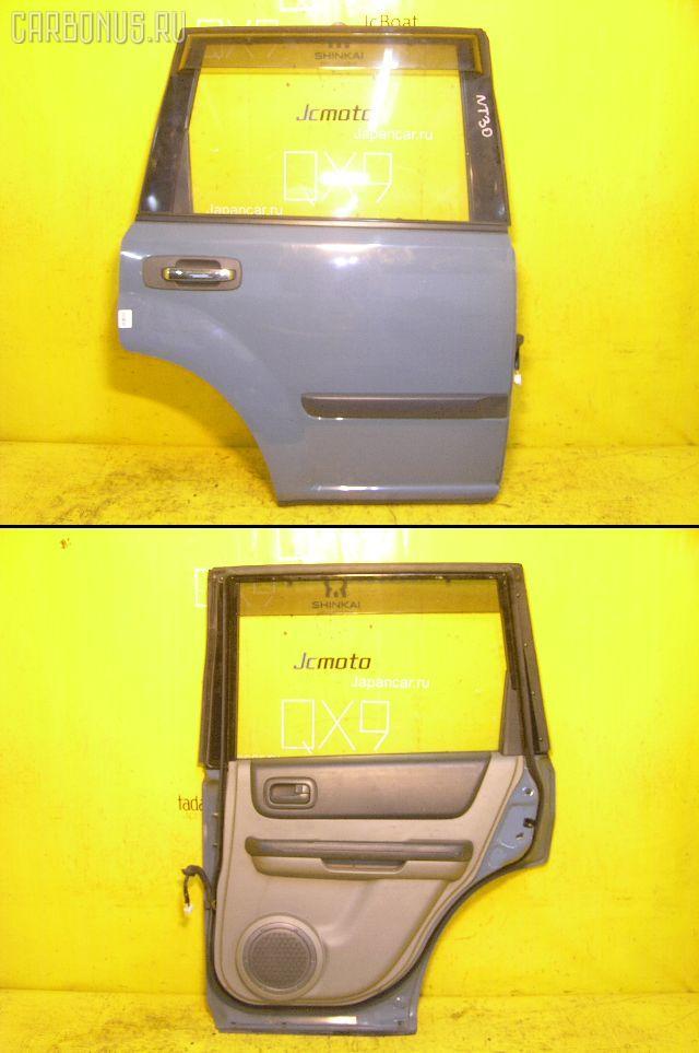 Дверь боковая NISSAN X-TRAIL NT30. Фото 9