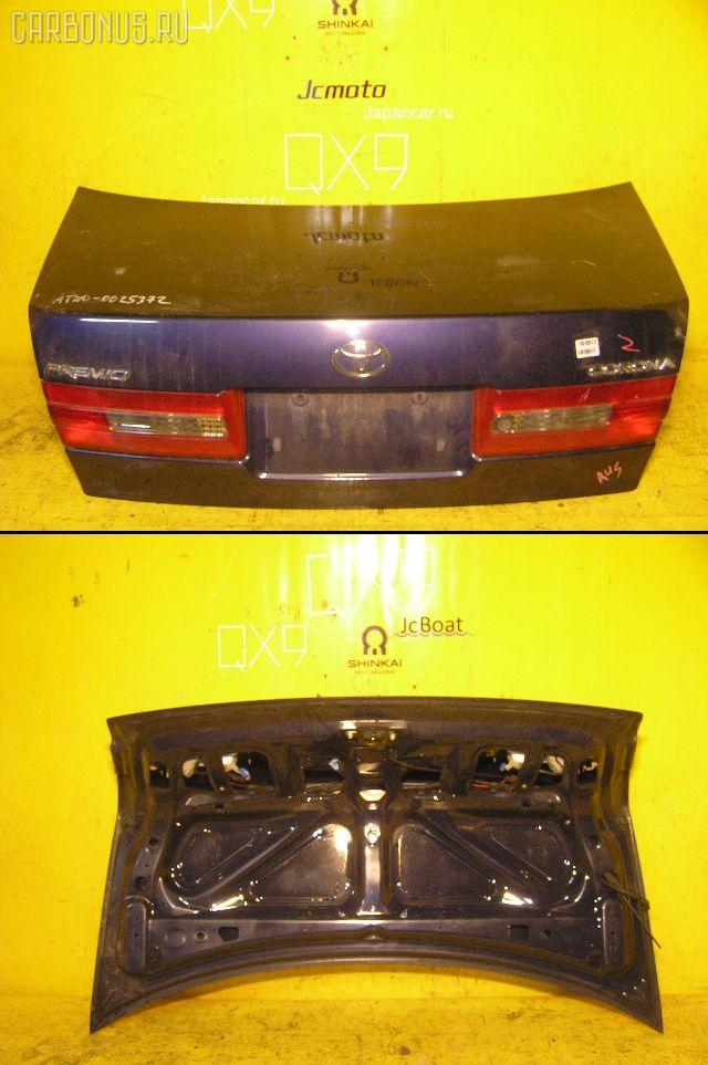 Крышка багажника TOYOTA CORONA PREMIO AT210. Фото 6