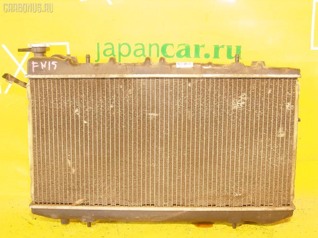 Радиатор ДВС NISSAN PULSAR FN15 GA15DE. Фото 11