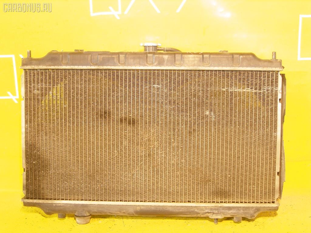 Радиатор ДВС NISSAN BLUEBIRD HU14 SR20DE. Фото 3