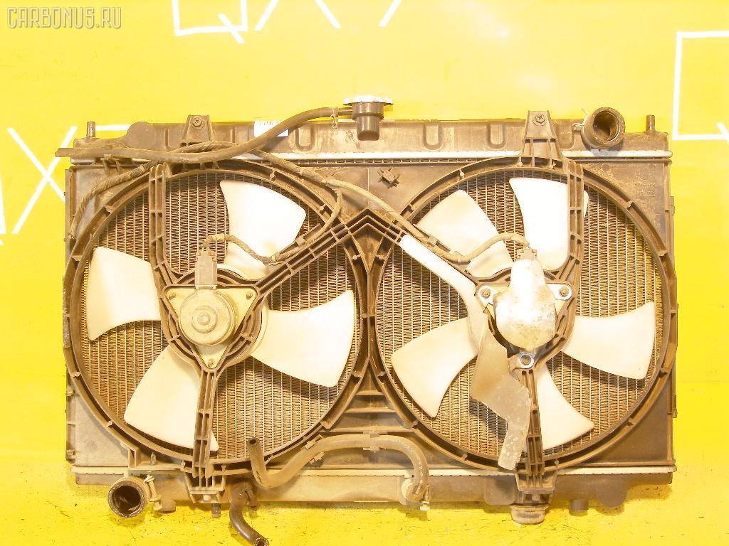 Радиатор ДВС NISSAN BLUEBIRD HU14 SR20DE. Фото 4