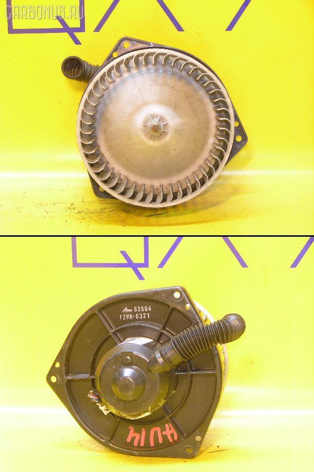 Мотор печки NISSAN BLUEBIRD HU14. Фото 7