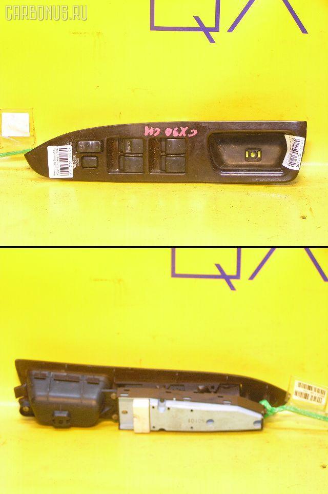 Блок упр-я стеклоподъемниками TOYOTA CHASER GX90. Фото 2