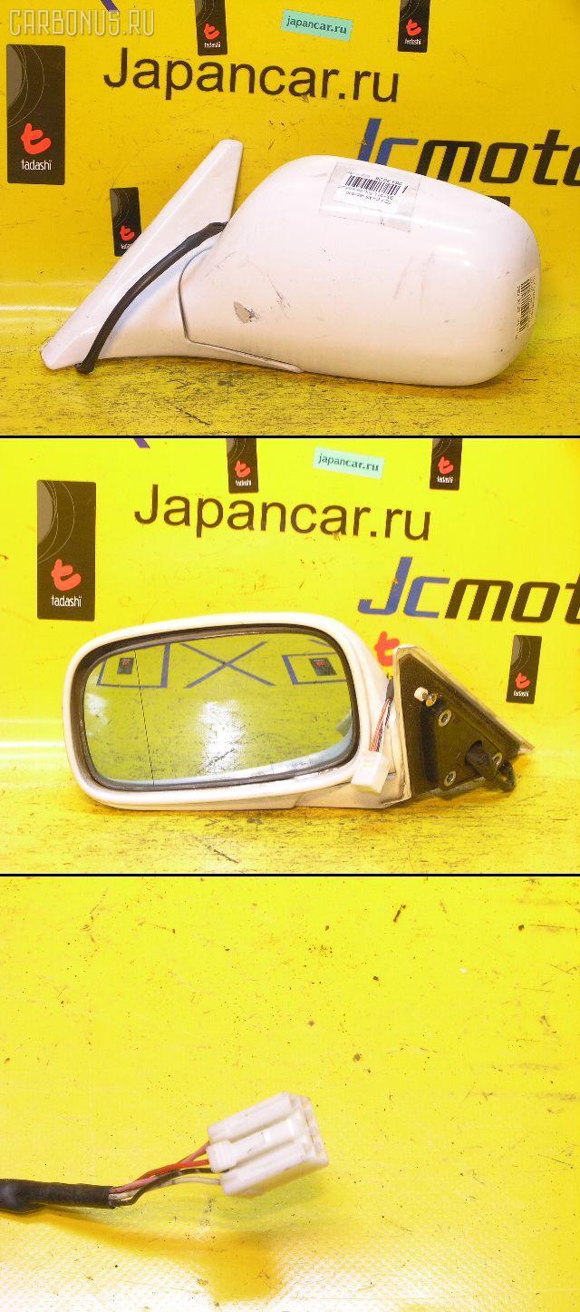 Зеркало двери боковой TOYOTA CHASER GX100. Фото 3