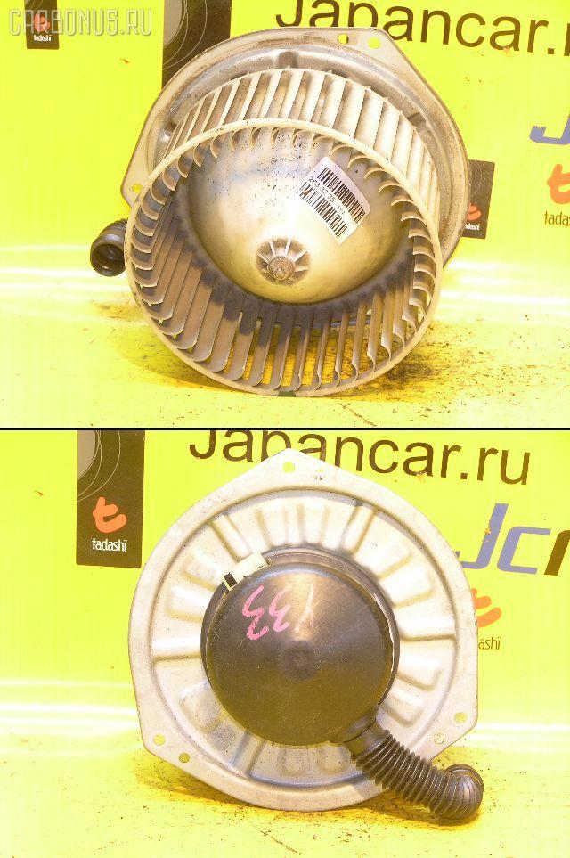 Мотор печки NISSAN CEDRIC Y33. Фото 1