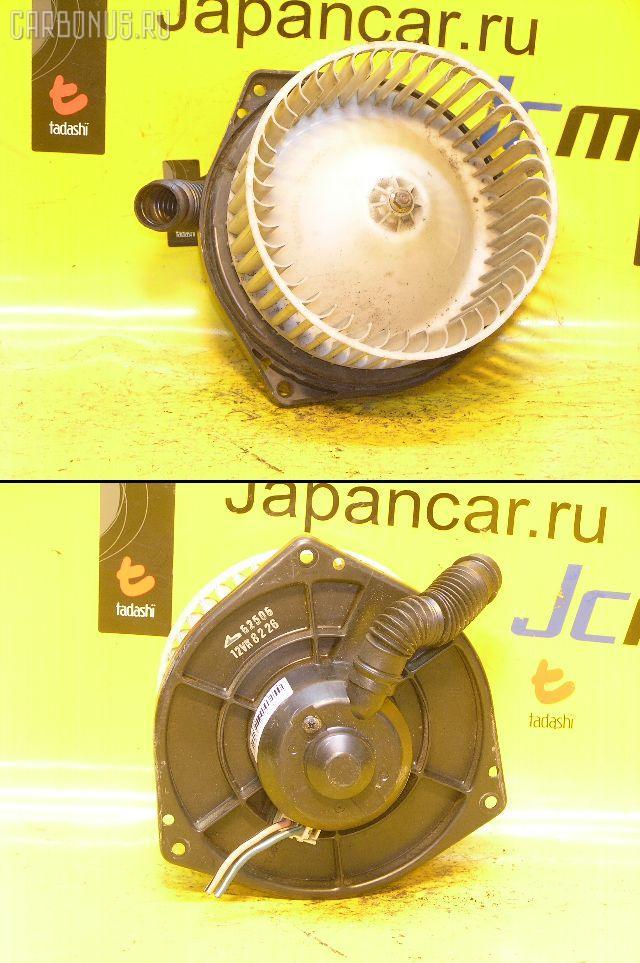 Мотор печки NISSAN BLUEBIRD HU14. Фото 8