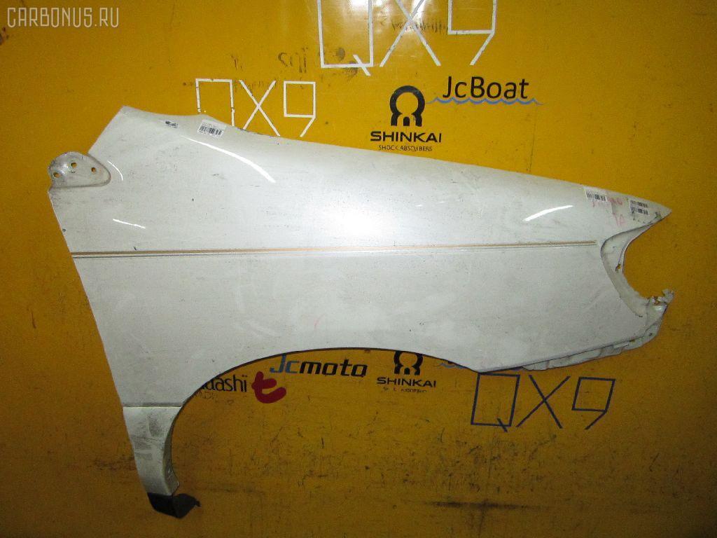 Крыло переднее TOYOTA IPSUM SXM10G. Фото 9