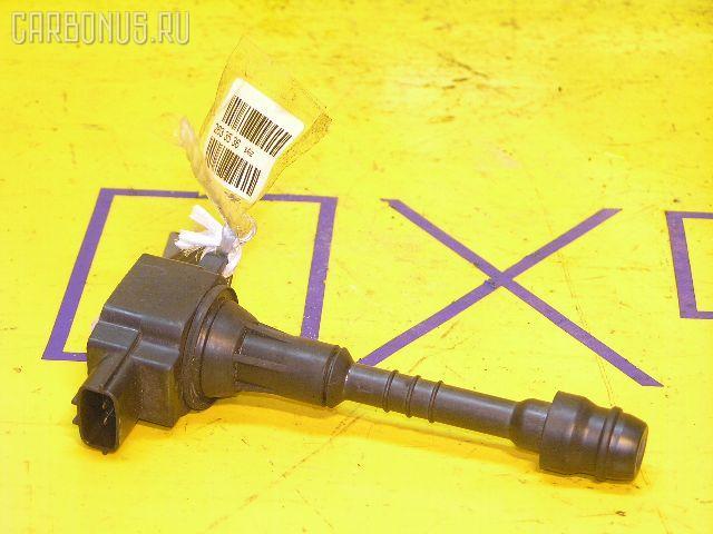 Катушка зажигания NISSAN WINGROAD WFY11 QG15DE. Фото 8