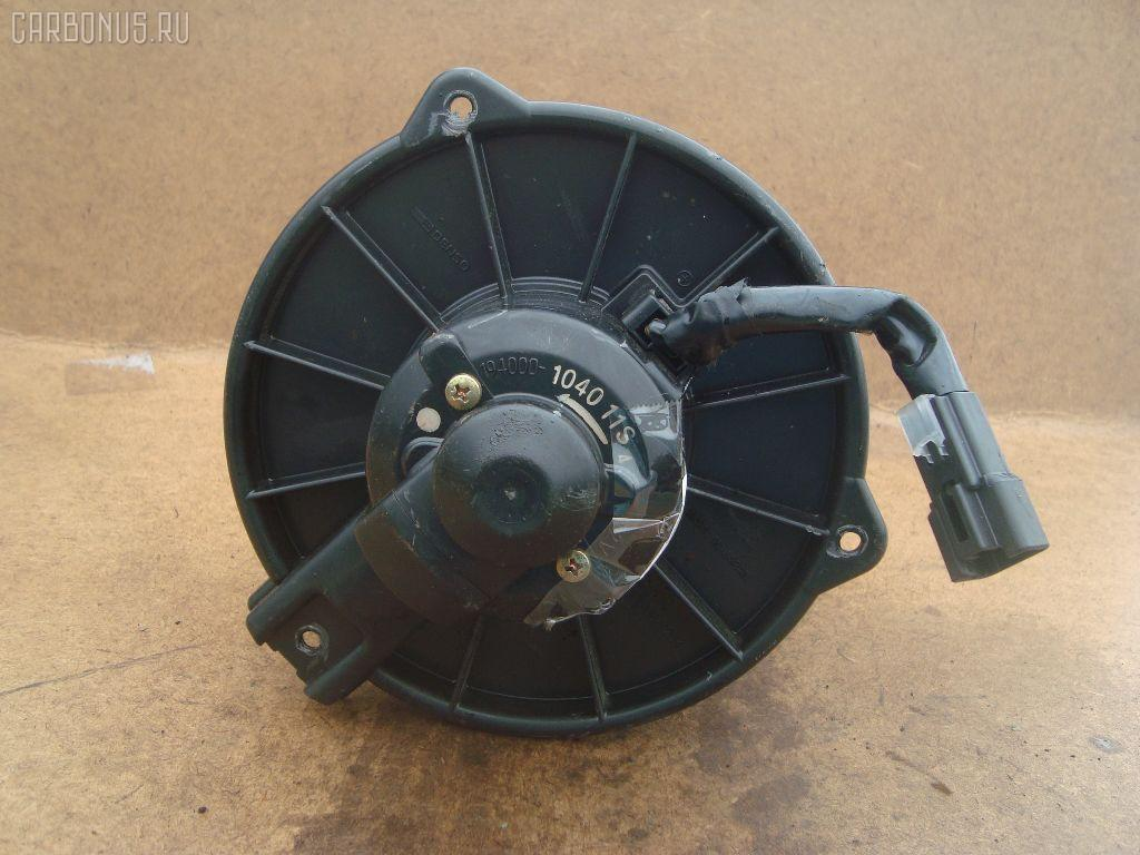 Мотор печки TOYOTA LITE ACE NOAH SR40G. Фото 4
