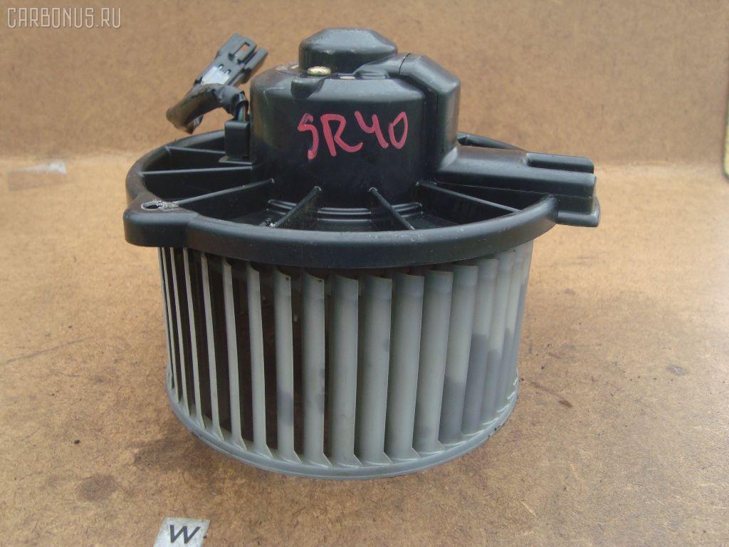 Мотор печки TOYOTA LITE ACE NOAH SR40G. Фото 5