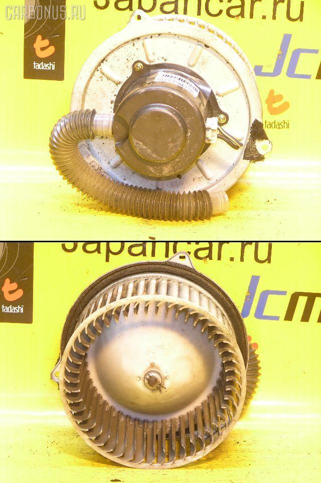 Мотор печки MAZDA FAMILIA S-WAGON BJ5W. Фото 2