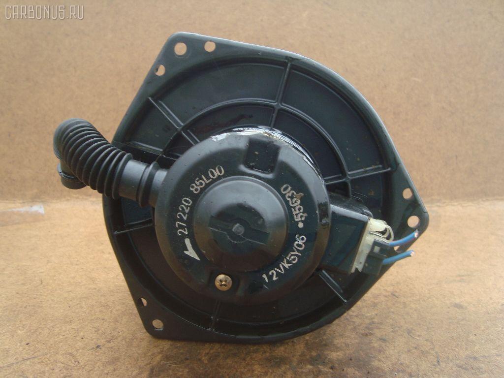 Мотор печки NISSAN AVENIR W10. Фото 2