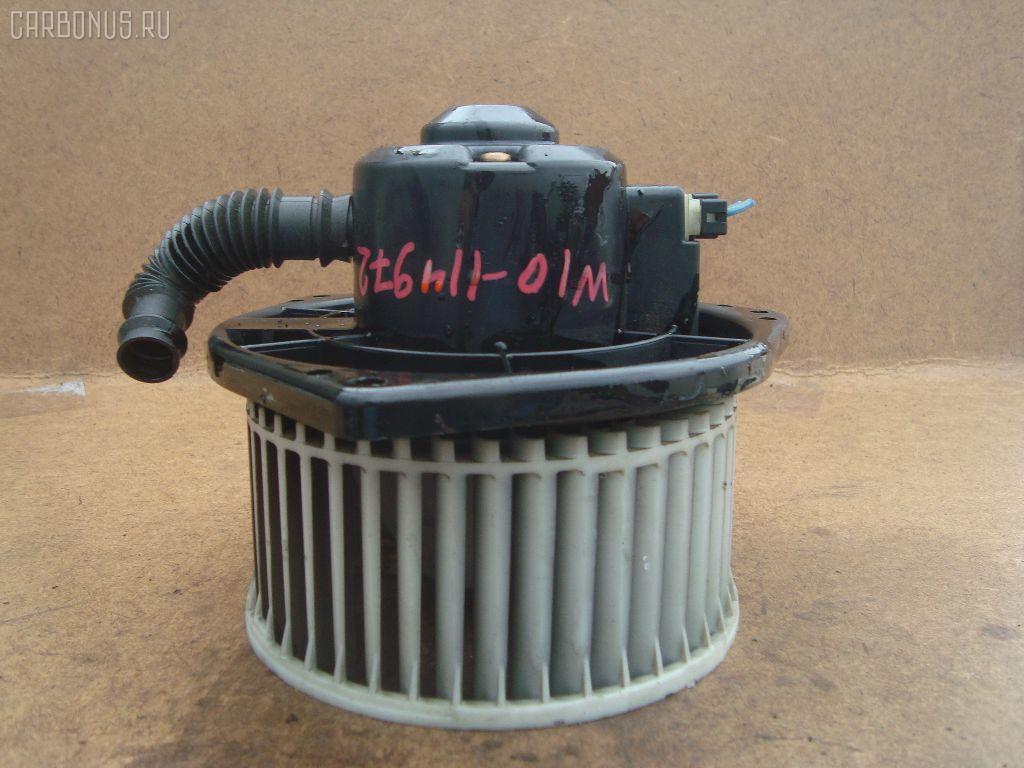 Мотор печки NISSAN AVENIR W10. Фото 3