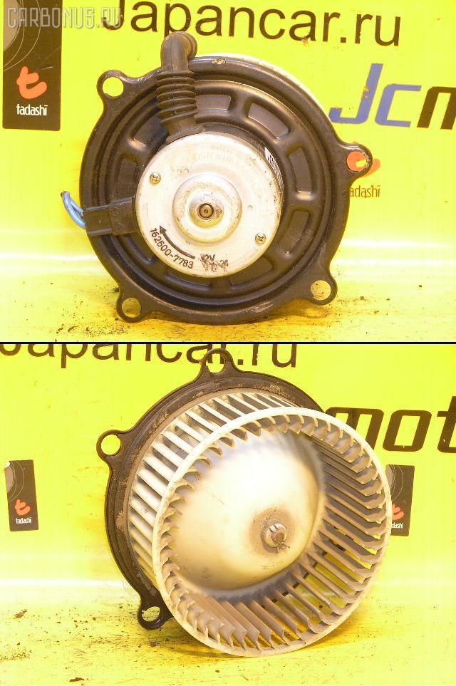 Мотор печки TOYOTA ESTIMA EMINA TCR10G. Фото 3