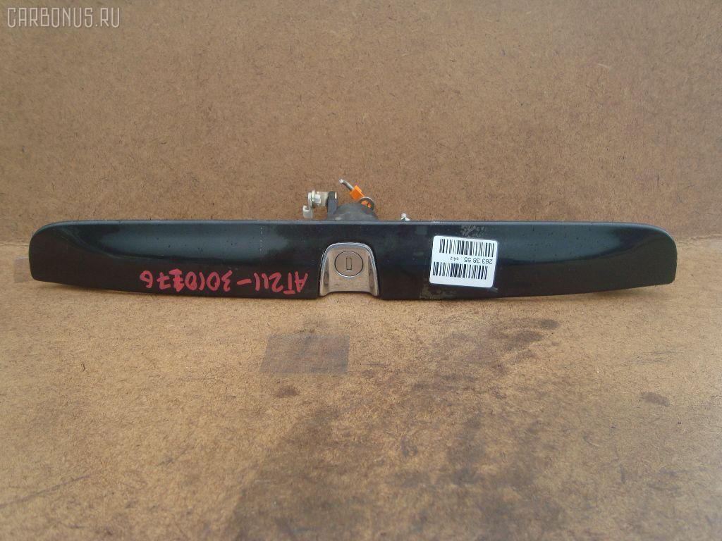 Ручка двери TOYOTA CALDINA AT211G. Фото 2