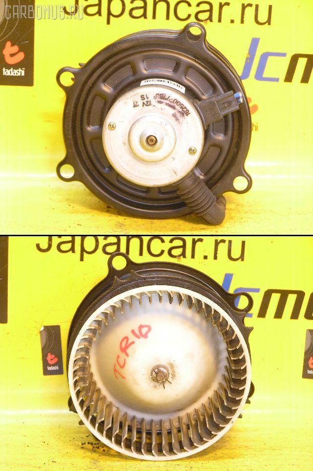 Мотор печки TOYOTA ESTIMA EMINA TCR10G. Фото 6