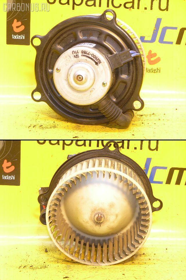 Мотор печки TOYOTA ESTIMA EMINA TCR10G. Фото 9