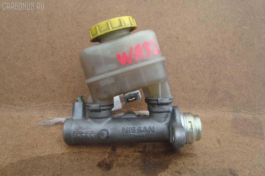 Главный тормозной цилиндр NISSAN CEFIRO WAGON WA32 VQ20DE. Фото 5