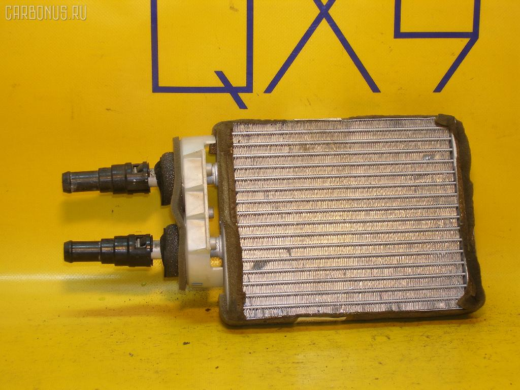 Радиатор печки NISSAN AVENIR PW11 SR20DE. Фото 1