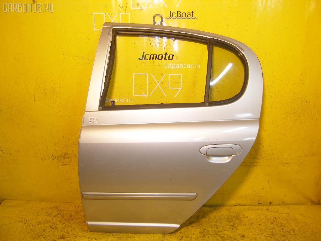 Дверь боковая TOYOTA VITZ NCP10. Фото 1