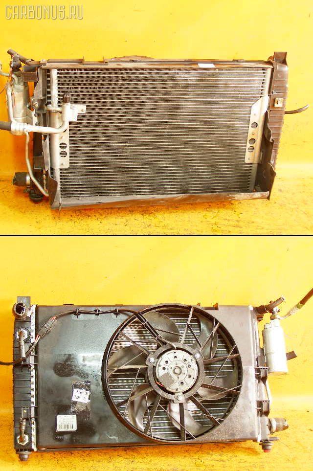 Радиатор ДВС MERCEDES-BENZ A-CLASS W168.133 166.960. Фото 6